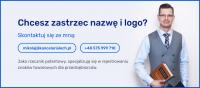 Czy rejestrując logo zabezpieczę nazwę firmy?